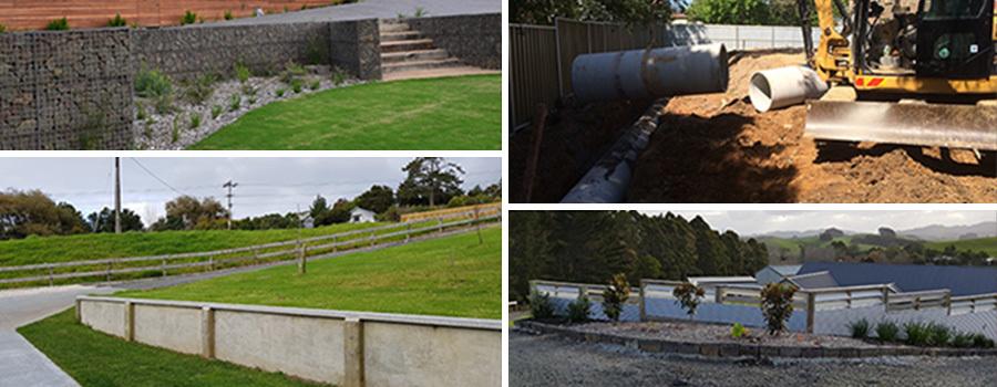 Civil Drainage Contractors Auckland | Keoghan Contractors Ltd